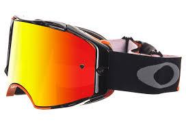 oakley motocross goggles oakley airbrake mx ktm goggles black yellow iridium réf oo7046