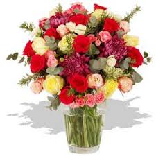 mothers day flowers 20 20 mixed luxury roses flowers bouquet free delivery to london