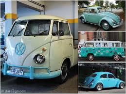 old volkswagen hippie van amazing old cars on the roads in uruguay u2013 everywhere dare2go