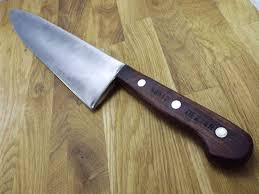 40 best american made vintage chef kitchen knives images on - Razor Sharp Kitchen Knives
