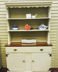 chest of drawers done in dixie belle chalk mineral paint color