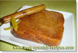 torrijas best spanish recipes