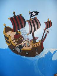 Jake And The Neverland Pirates Curtains 27 Best Pirate Bedroom Images On Pinterest Pirate Bedroom