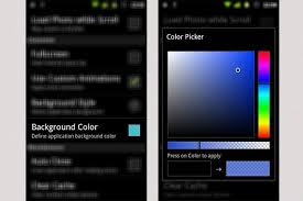 android color picker guide tut lp mm color picker preferences from rom