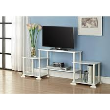 Bookcase With Glass Doors Target by Tv Stands White Corner Tvand With Black Glass Cabinet Doors