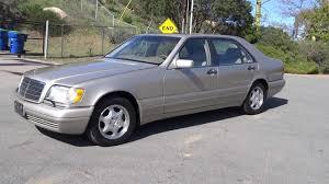 mercedes s class 1997 1997 mercedes s320 w140 s class luxury sedan 1 owner w 140