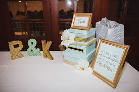 wedding gift gold pretty mint gold wedding reception in dc kurt united