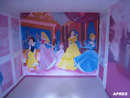 deco chambre fille princesse collection avec chambre disney photo