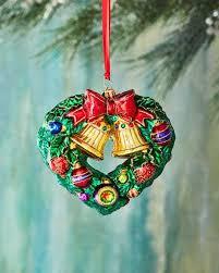 jay strongwater eiffel tower u0026 giraffe christmas ornament
