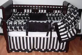 White Crib Set Bedding Black And White Crib Bedding Is The Smart Choice