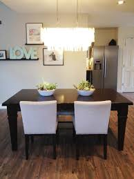 Pottery Barn Dining Room Set by The Happy Homebodies The Evolution Of A Dining Room