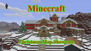 minecraft xbox one christmas world showcase youtube