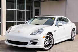 chrome porsche panamera pre owned 2013 porsche panamera 4s hatchback in bellevue 8274