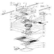 broan 100hfl parts list and diagram ereplacementparts com
