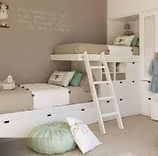 chambre enfant lit superposé chambre lit enfant espace montessori literie