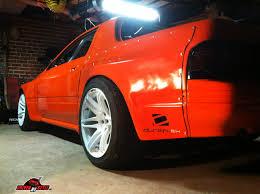 mazda rx7 mazda rx7 fc track car aerodynamics spotlight feature driven by