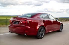 lexus is350 f sport kw lexus is 350 sedan debuts on the australian market