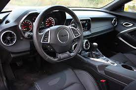 1999 Camaro Interior 2016 Chevrolet Camaro First Drive W Video Autoblog