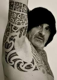 polynesian half sleeve tattoo polynesian shoulder tattoo