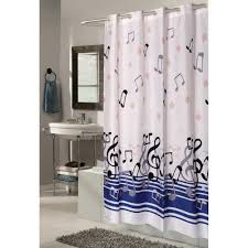 piano musical note shower curtain cool shower curtain