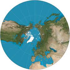 Draw Radius On Map Gnomonic Projection Wikipedia