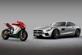 mercedes subsidiaries mercedes amg and mv agusta sign contract concerning term