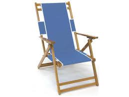Beach Lounge Chair Umbrella Frankford Umbrellas Oak Wood Beach No Foot Rest Lounge Chair