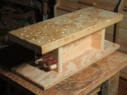 how to build workshop mini bench by sue robishaw tabletop