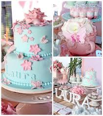 kara u0027s party ideas pastel garden themed birthday party