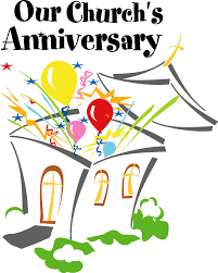 church anniversay celebrate clipart cliparts and others