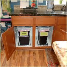 tips trash can inside cabinet tilt out trash bin tilt out hinge