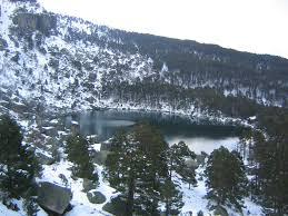 Black Lake of Urbión