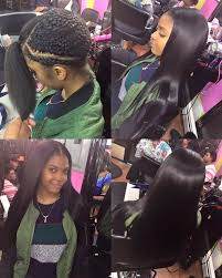 best way to sew in a weave for long hair gorgeous soft straight hair look good on you ideas for