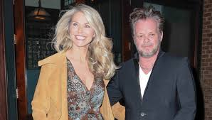 christie brinkley christie brinkley mellenc out for york city