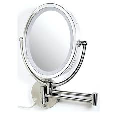 battery operated wall mounted lighted makeup mirror wall mounted lighted makeup mirror wall mounted makeup mirror with