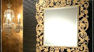 Elegant Decorative Mirrors For Bathroom 28