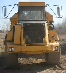 volvo haul trucks for sale 1994 volvo a25c articulated haul truck item f2875 sold