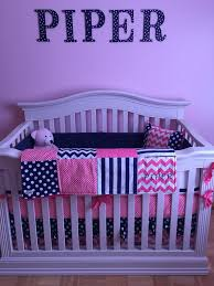 Best 10 Preppy Bedding Ideas by 10 Best Pink And Navy Baby Nursery Ideas Images On Pinterest