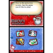 rudolph red nosed reindeer ds walmart