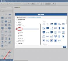 network floor plan how to create a network diagram with gliffy