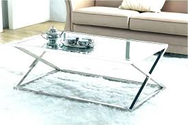 clear acrylic coffee table clear side table stagebull com