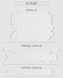 criterion theatre london seating plan u0026 reviews seatplan