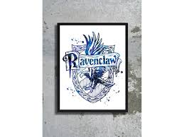 watercolor art print harry potter watercolor hogwarts art