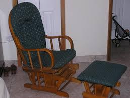 Rocking Chair Dutailier Cushions Dutailier Replacement Glider Rocking Chair Cushions