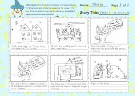 completed definition template writing template for kids