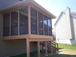 enclosed patio images enclosed patio deck designs awesome enclosed porch designs