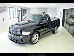 Dodge Ram Pickup Truck - 2005 dodge ram pickup 1500 srt 10 2dr regular cab