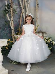 white ball gown dresses for kids white ball gown dresses for kids
