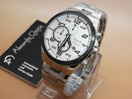 Jam Tangan Alexandre Christie Cowok jual jam tangan alexandre christie ac 6343 original