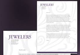 template for letter head letterhead template for jewelry and retail store order custom jewelry and retail store letterhead design layout